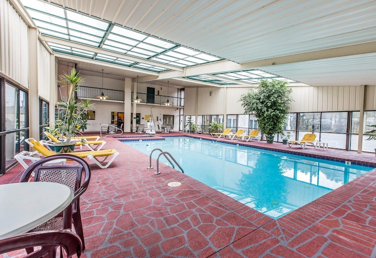 Quality Inn Tifton, Tifton, Pool