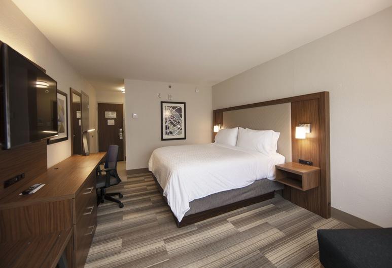 Holiday Inn Express Athens, Atensas, Kambarys, 1 labai didelė dvigulė lova, Nerūkantiesiems (Leisure), Svečių kambarys