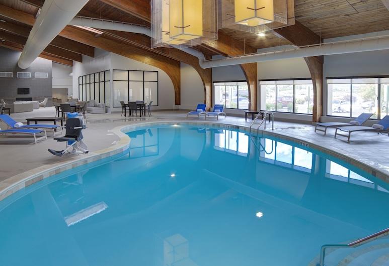 哈里森堡希爾頓逸林飯店, 哈里遜堡, 室內游泳池