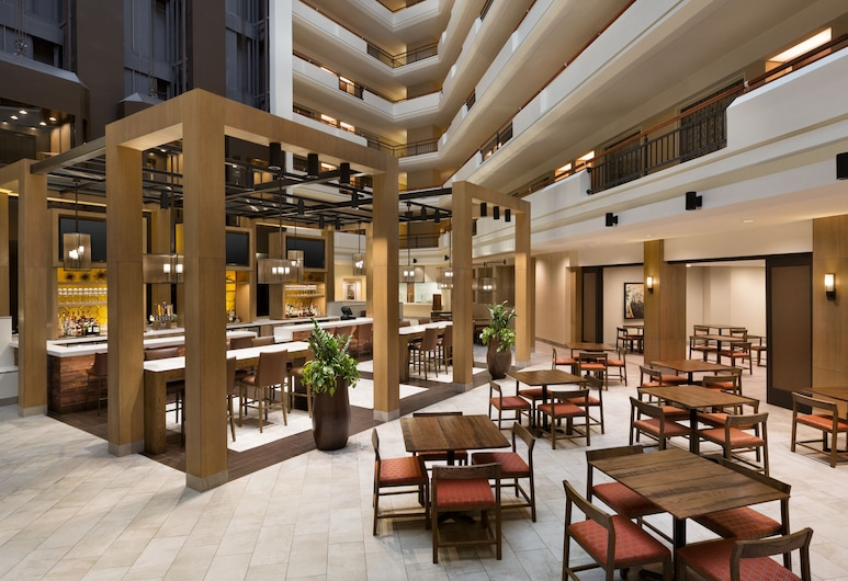 Embassy Suites by Hilton Austin Downtown South Congress, אוסטין, טרקלין המלון