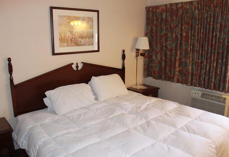Days Inn by Wyndham Davenport IA, Davenport, Szoba, 1 queen (nagyméretű) franciaágy, mozgássérültek számára is hozzáférhető (Mobility), Vendégszoba