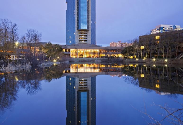 Hilton Alexandria Mark Center, Alexandria, Hotelli territoorium