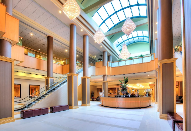 Florida Hotel & Conference Center in the Florida Mall, Orlando, Lobby