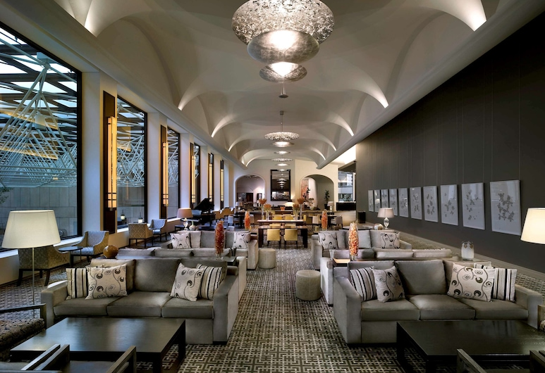 Sofitel Melbourne On Collins, Melbourne, Lobby Lounge