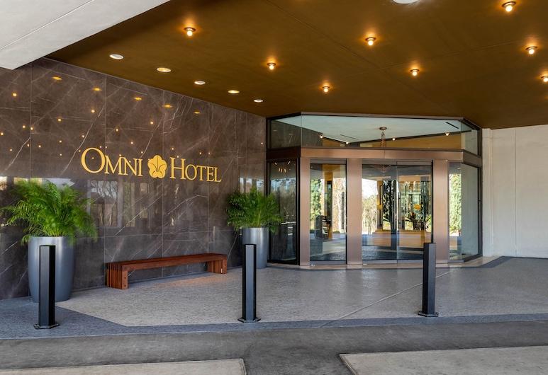 オムニ ヒューストン ホテル , ヒューストン, 外装