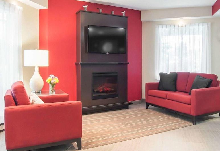 Comfort Inn, Fredericton, Tiền sảnh
