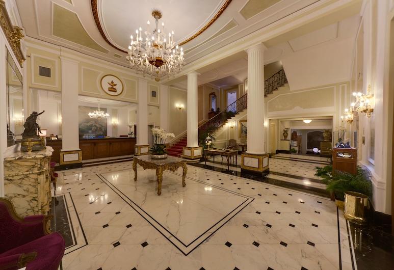Grand Hotel Majestic già Baglioni, Bologna, Hall