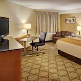 غرفة عادية - سرير كبير - لغير المدخنين - غرفة نزلاء