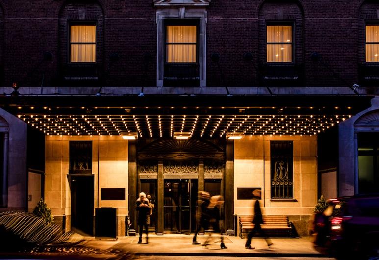The Ambassador Chicago, a Joie de Vivre Hotel, Chicago, Voorkant hotel - avond/nacht
