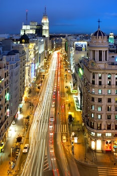 Foto van Vincci Capitol in Madrid