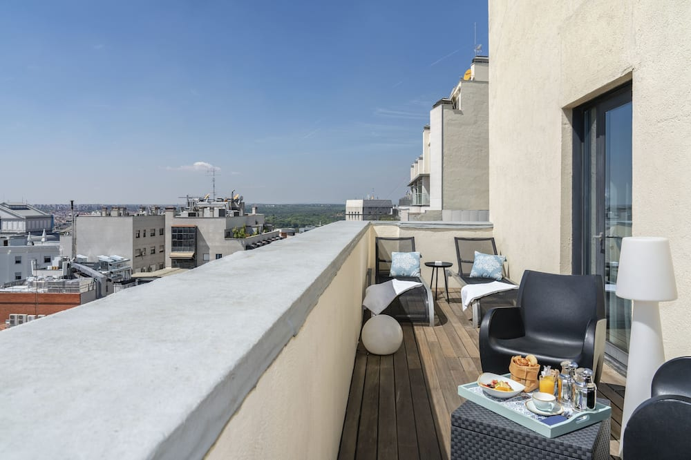 Chambre Double, terrasse - Terrasse/Patio
