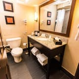 Стандартный номер, 1 двуспальная кровать «Кинг-сайз», для некурящих - Ванная комната