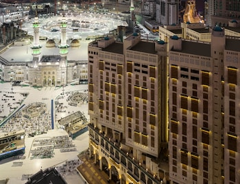 Picture of Makkah Hilton Towers in Mecca