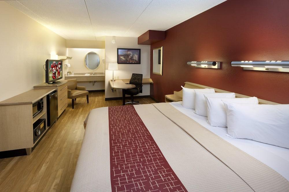 Superior Δωμάτιο, 1 King Κρεβάτι (Smoke Free) - Δωμάτιο επισκεπτών