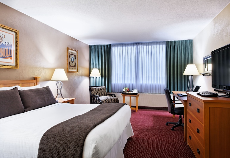 Millennium Maxwell House Nashville, Nashville, Quarto superior, 1 cama King, Quarto