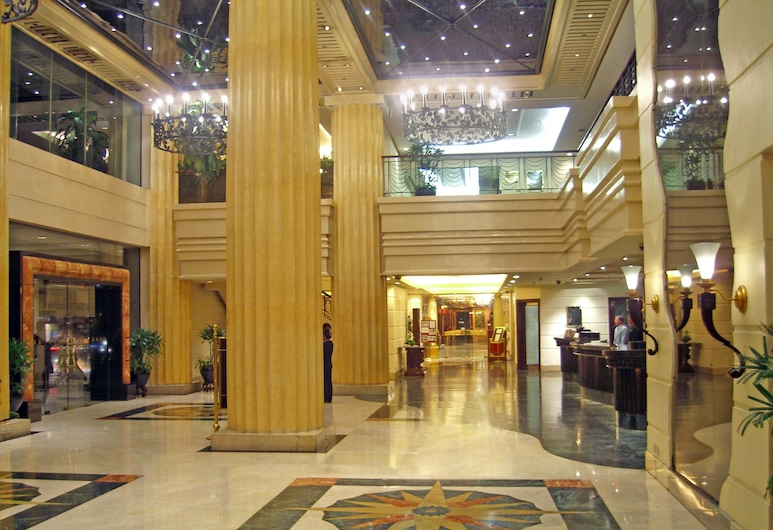 The Heritage Hotel Manila, Pasay, Vestibils