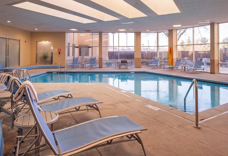 Embassy Suites St. Louis - Airport, Bridgeton, Unutarnji bazen