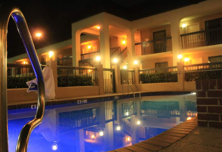 Days Inn by Wyndham Longview South, Longview, Vanjski bazen