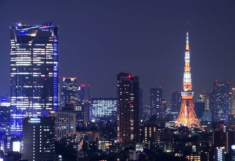 ウェスティンホテル東京, 目黒区, ホテルからの眺望