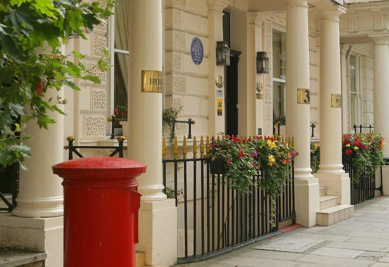 Byron Hotel London, London, Hotellfasad