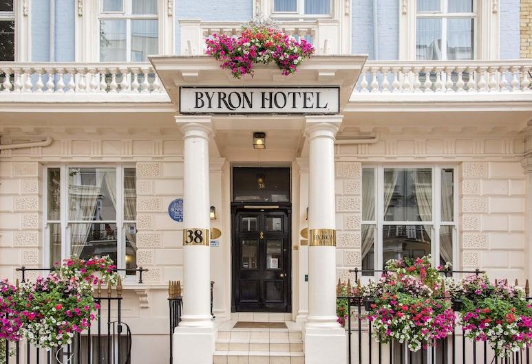 Byron Hotel London, London, Hotellinngang
