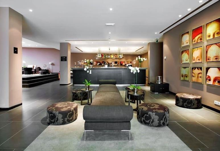 安特衛普溫德姆特萊普飯店, 安特衛普, 飯店內酒吧