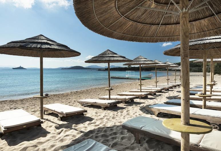Cala di Volpe, a Luxury Collection Hotel, Costa Smeralda, Arzachena, Beach