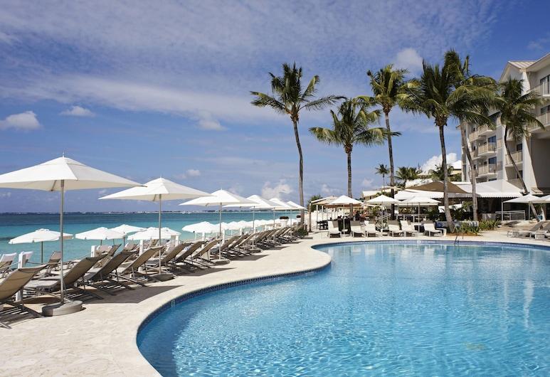 Grand Cayman Marriott Beach Resort, חוף שבעת המיילים