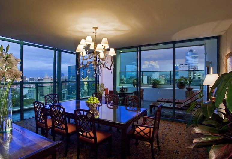 墨西哥市喜來登飯店瑪麗亞依莎貝爾飯店, 墨西哥城, 客房