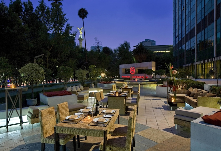 Sheraton Mexico City Maria Isabel Hotel, Mexico City, Terrace/Patio