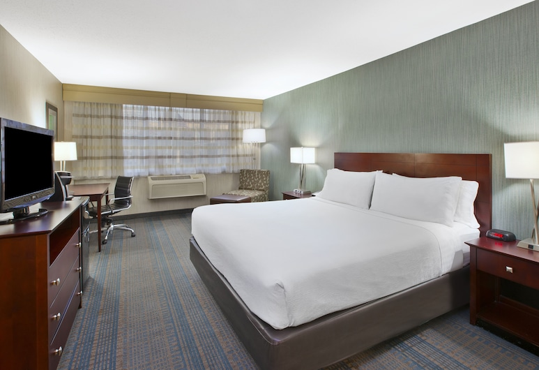 Holiday Inn Columbus Downtown Capitol Square, Columbus, VIP, Guest Room