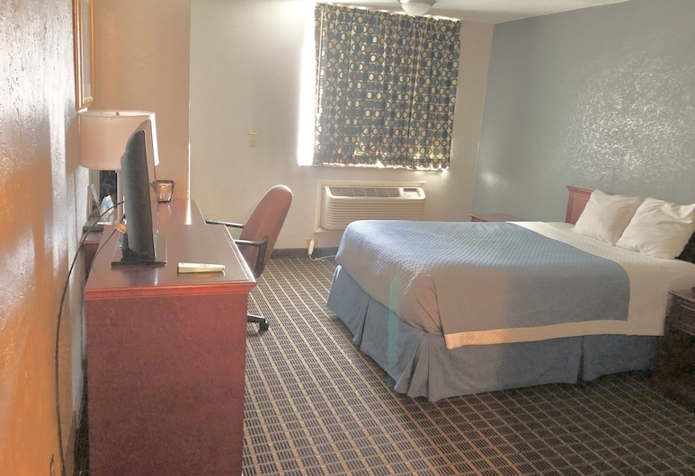 Days Inn by Wyndham West Des Moines, West Des Moines, Room, 1 Double Bed, Accessible, Non Smoking, Guest Room