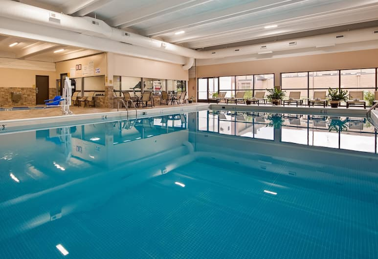 Best Western Hospitality Hotel & Suites, Grand Rapids, Pool