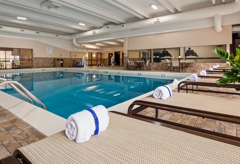 Best Western Hospitality Hotel & Suites, Grand Rapids Township, Pool