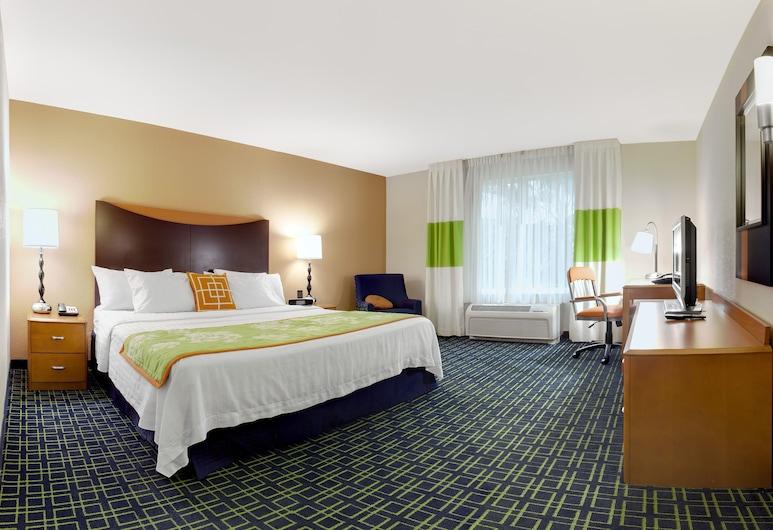 Fairfield Inn By Marriott Bangor, Bangor, Zimmer, 1King-Bett, Nichtraucher, Zimmer