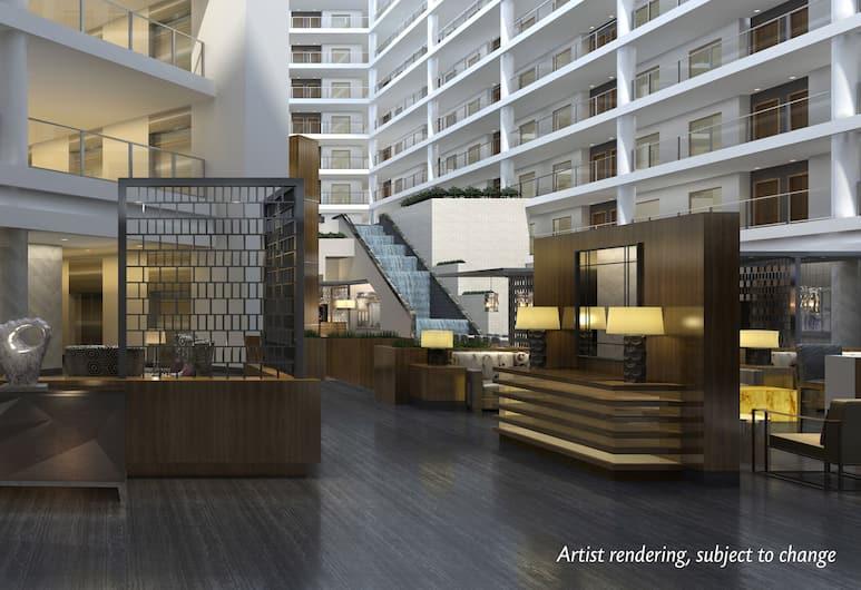 Embassy Suites by Hilton Washington D.C. Georgetown, Washington, Hall