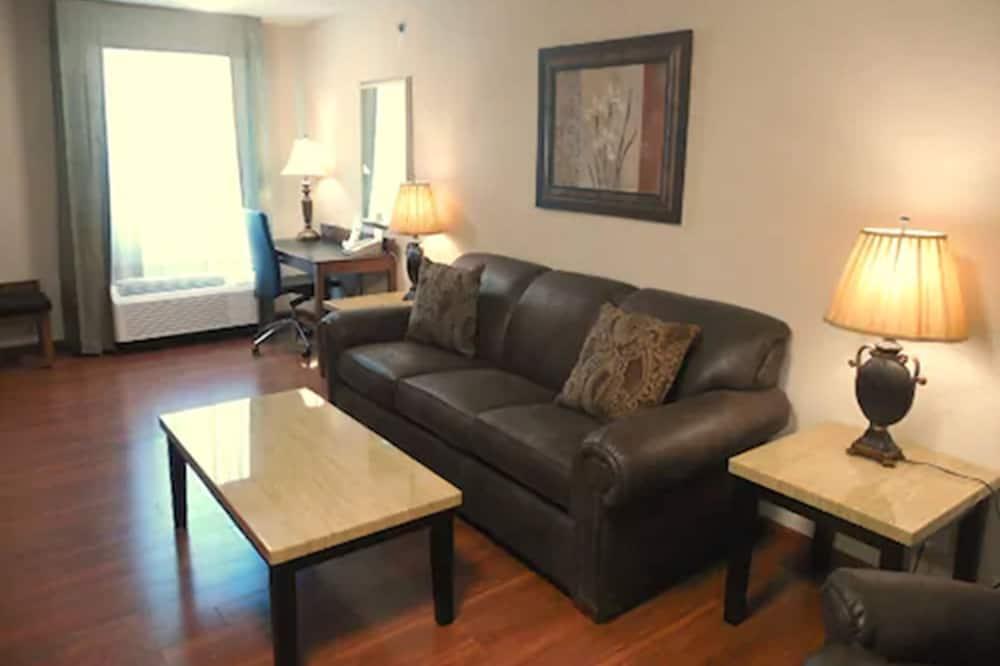Standard Suite, 1 Bedroom - Ruang Tamu