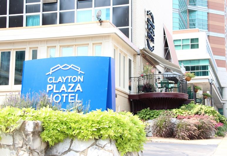 Clayton Plaza Hotel, St. Louis