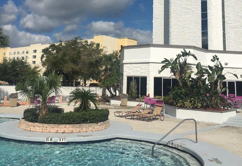 Crowne Plaza Orlando - Lake Buena Vista , Orlando, Terrazza/Patio