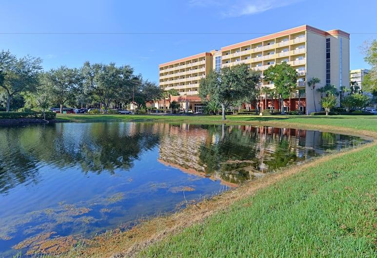 Crowne Plaza Orlando - Lake Buena Vista , Orlando, Hotelfassade