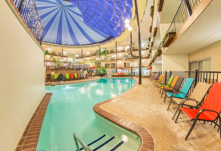 Holiday Inn Des Moines-Airport/Conf Center, Des Moines, Pool