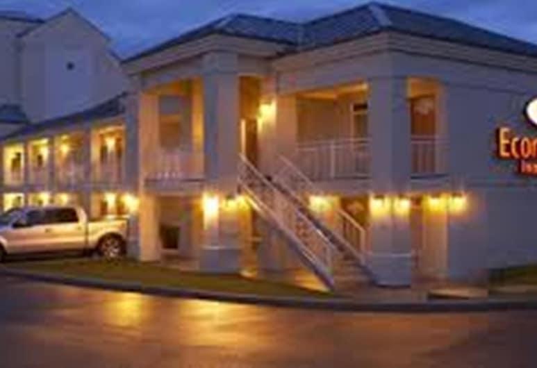 Econo Lodge Inn & Suites Downtown Northeast, San Antonio, Otelin Önü - Akşam/Gece