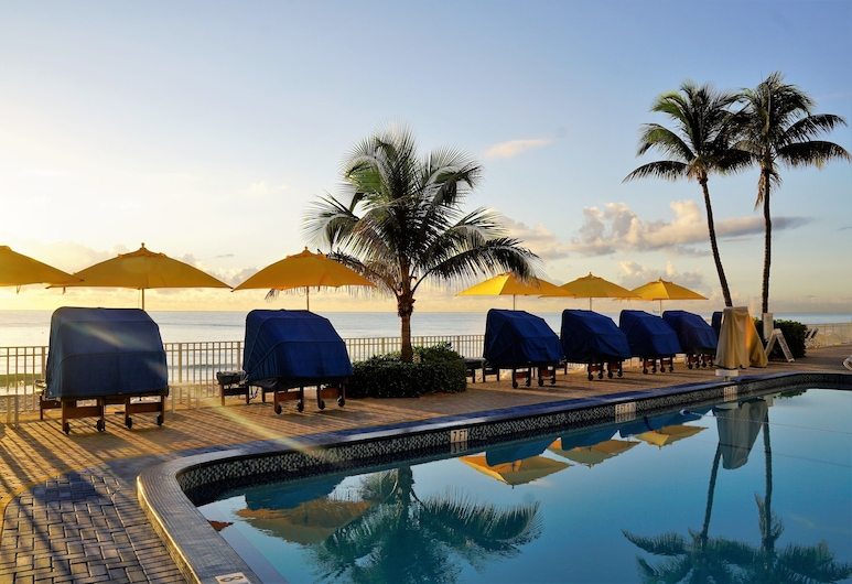Ocean Sky Hotel and Resort, Fort Lauderdale, Pool