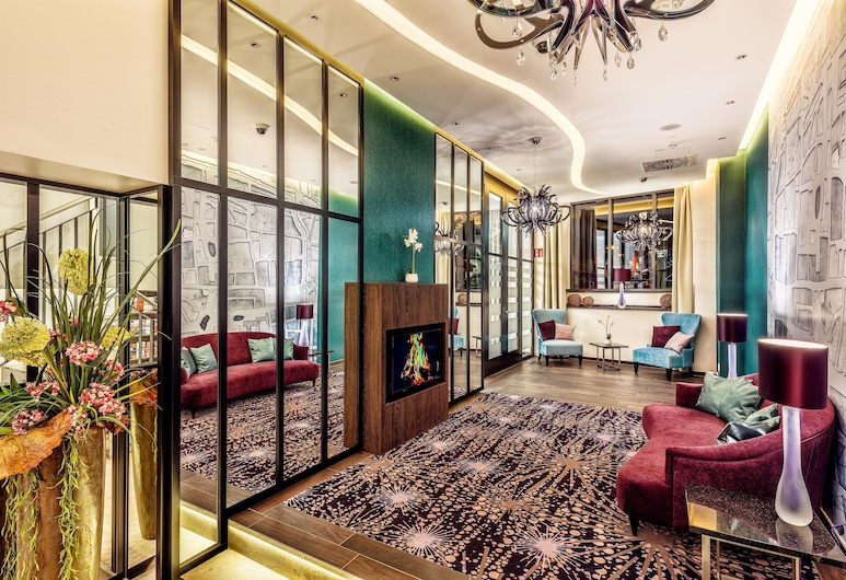 CityClass Hotel Residence am Dom, Cologne, Tiền sảnh