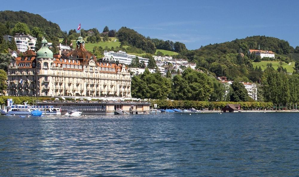 Palace Luzern Lucerne
