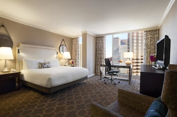 Choose This Luxury Hotel in Dallas
