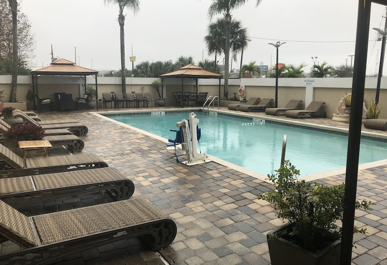 Holiday Inn Orlando East - UCF Area, Orlando, Buitenzwembad