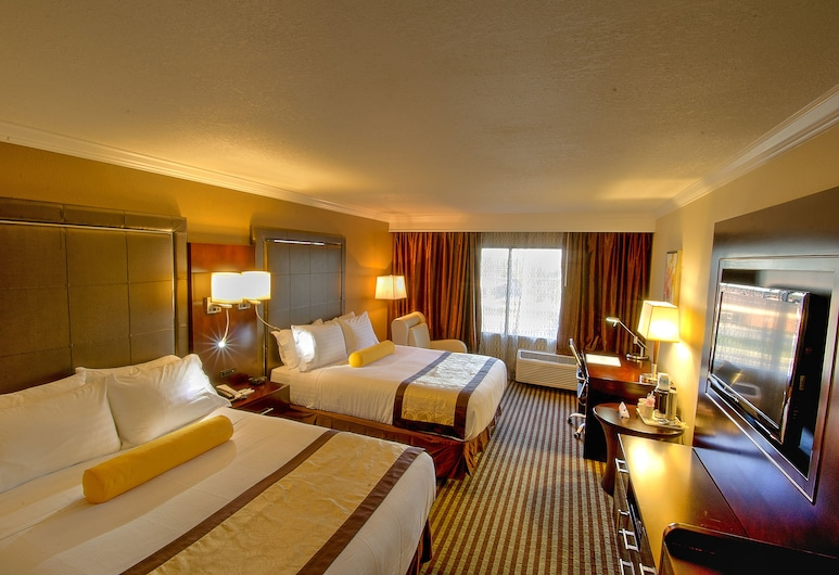 Holiday Inn Orlando East - UCF Area, an IHG Hotel, Orlando, Room, 2 Queen Beds, Non Smoking, Guest Room