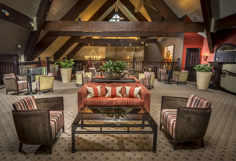Donnington Valley Hotel and Spa, Newbury, Hotellounge