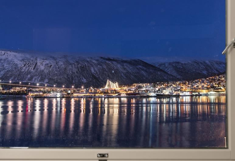 Radisson Blu Hotel, Tromso, Tromso, Quarto Premium, Vista Mar (Mountain View), Vista do Quarto